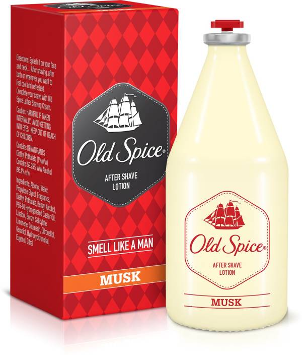 Oldspice After Shave Lotion