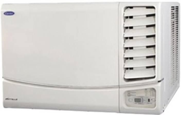 Carrier 1 Ton 3 Star BEE Rating 2017 Window AC  - White