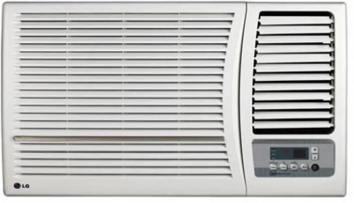 LG 1 Ton 5 Star BEE Rating 2017 Window AC  - White