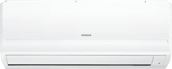 Hitachi 1 Ton 3 Star BEE Rating 2017 Inverter AC  - White
