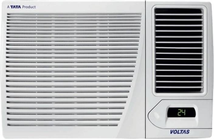 Buy voltas 1 5 ton 3 star bee rating 2017 for 1 ton window ac price list 2013