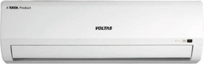 Voltas 1 Ton 5 Star BEE Rating 2017 Split AC  - White