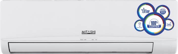Mitashi 1.5 Ton 3 Star BEE Rating 2017 Split AC  - White