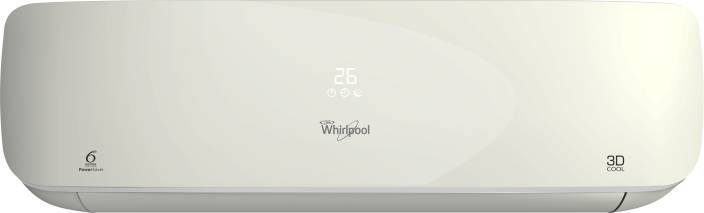 Whirlpool 1.5 Ton 5 Star BEE Rating 2017 Split AC  - Snow White