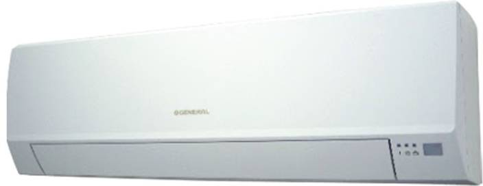 O General 1 Ton 3 Star Split AC - White