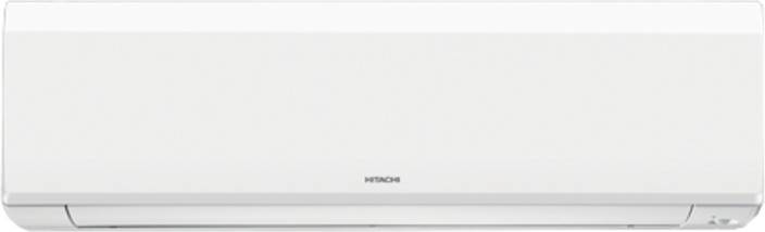 Hitachi 1.5 Ton 5 Star BEE Rating 2017 Split AC  - White