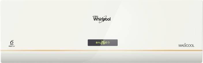 Whirlpool 1 Ton 5 Star BEE Rating 2017 Split AC  - White