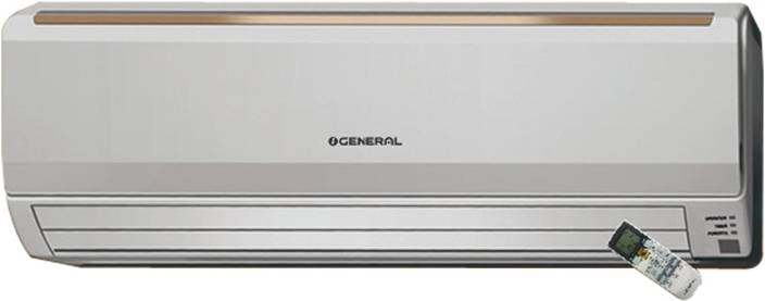 O General 1.5 Ton 5 Star BEE Rating 2017 Split AC  - White