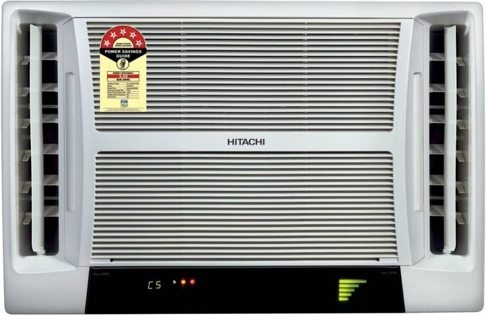 hitachi rav518esd 1 5 tons window air conditioner price in