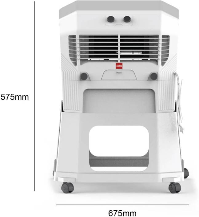 Cello Swift 50 Room Air Cooler
