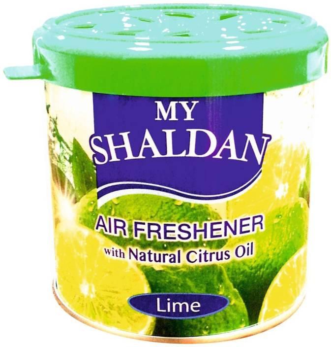 super popular cfde1 d8d6b My Shaldan Lime Gel Air Freshener (80 g)