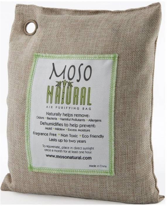 Moso Natural Moso Natural Air Purifying Bag 500g Portable Room Air Purifier
