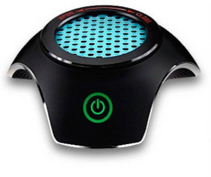 OUTSMART CS168 Midnight Black Portable Room Air Purifier