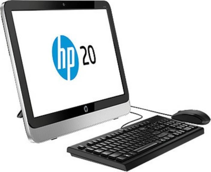 HP 20-2312 All-in-One (1st Gen PQC/ 2GB/ 500GB/ Win8.1) (J1E85AA)
