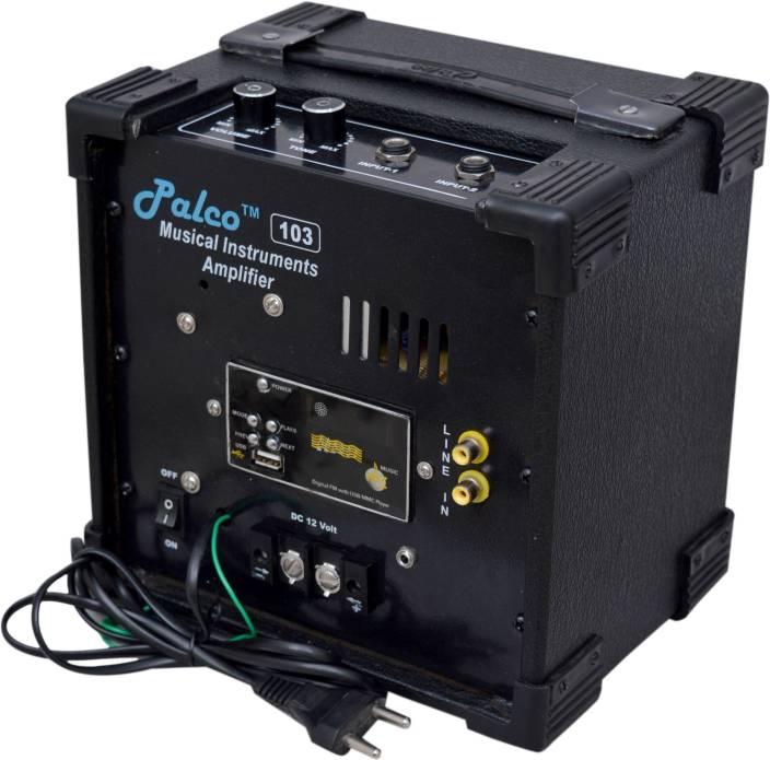 Palco USB,FM,AUX PLC-103 15 W AV Power Amplifier