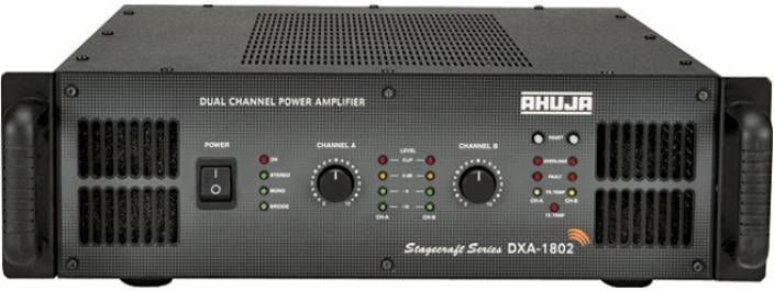 Ahuja DXA-1802 AV Power Amplifier Price in India - Buy Ahuja