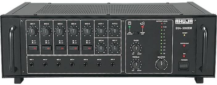 Ahuja SSA-5000EM AV Power Amplifier Price in India - Buy Ahuja