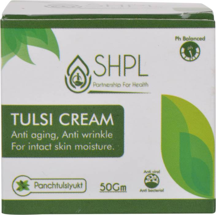 SHPL Anti Ageing Anti Wrinkle Tulsi Cream