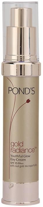 Ponds Gold Radiance Youthful Glow Day Cream SPF-15 PA++