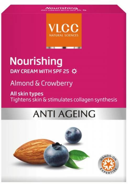 VLCC Anti Ageing Nourishing Day Cream  (50 g)