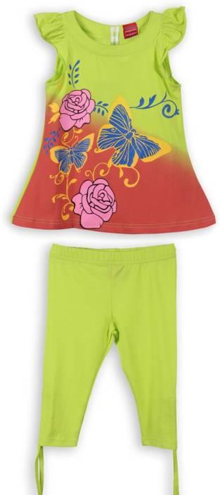Lilliput Girls Casual Top Trouser