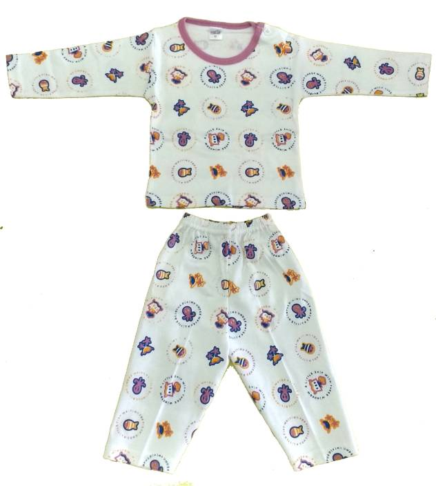 17fd0faf94 Kandy Floss Night Suit Baby Boys Combo - Buy Kandy Floss Night Suit Baby  Boys Combo Online at Best Prices in India | Flipkart.com