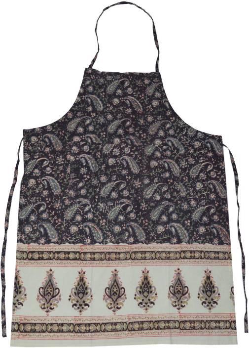 Raaga Textiles Cotton Home Use Apron - Free Size