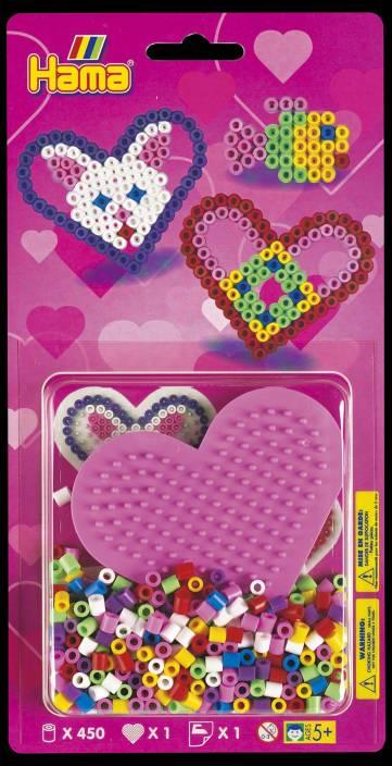 Hama bead kit blister small