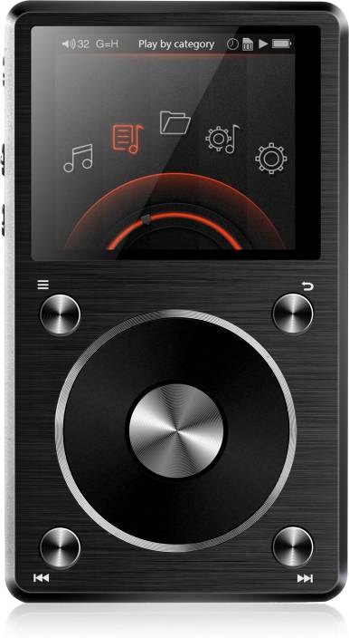 FiiO High Res Digital X5-2nd-Gen MP3 Player