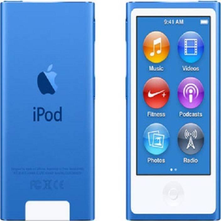 apple ipod nano 16 gb apple. Black Bedroom Furniture Sets. Home Design Ideas