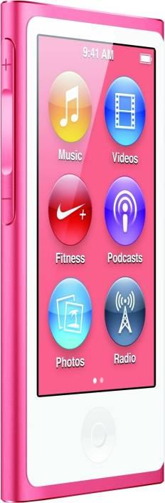 Apple iPod iPod nano 7th Generation 7th Generation 16 GB