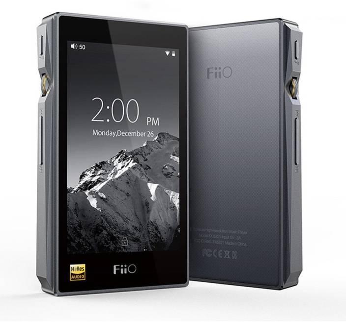 FiiO X5 3rd Gen Hi-Res Titanium 32 GB MP3 Player