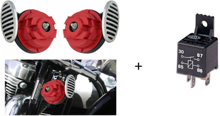 combo of typer car bike horn set of 2 hella relay wiring harness original imaeassg6bzqqmh3?q=70 oem 1 car bike horn, 1 hella relay wiring harness combo price in horn wiring harness india at cos-gaming.co