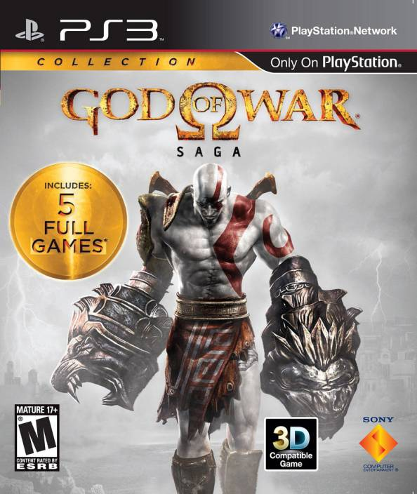 god of war game of the year edition