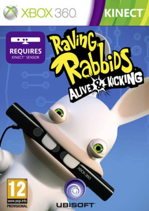 Raving Rabbids - Alive & Kicking (Kinect Required)