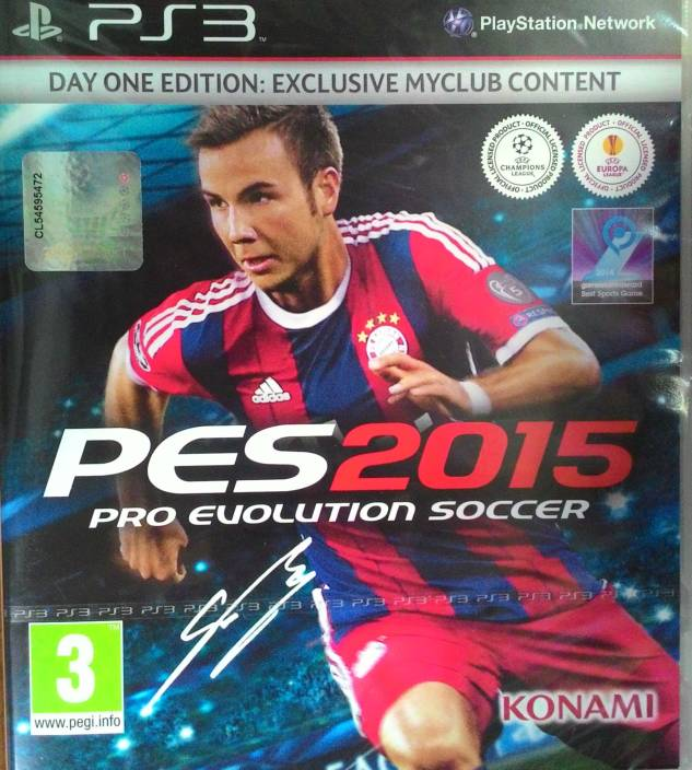 c1cc1be472 Pro Evolution Soccer 2015 Price in India - Buy Pro Evolution Soccer ...