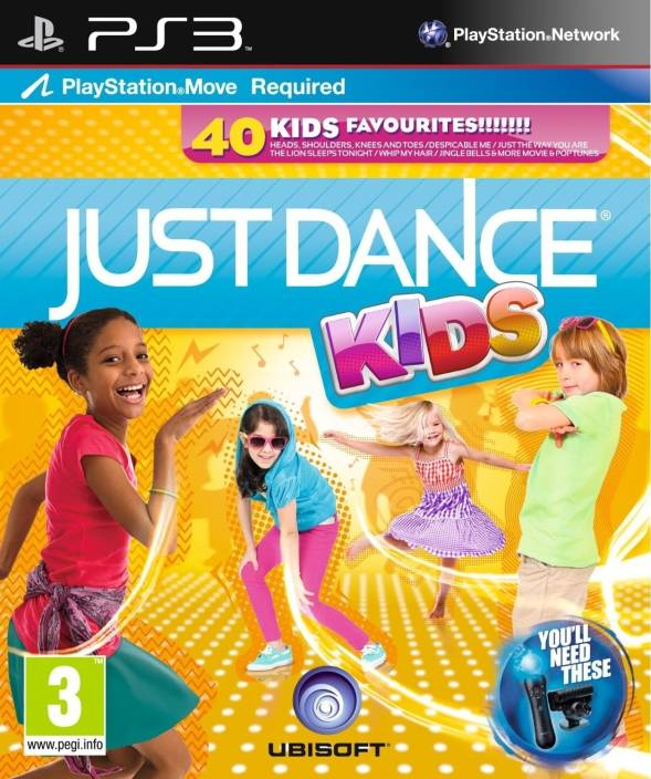 Just Dance Kids (Move Required)