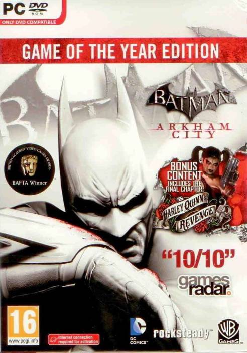 Batman: Arkham City (Game Of The Year Edition) Price in