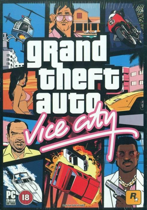 Grand Theft Auto : Vice City Price in India - Buy Grand Theft Auto
