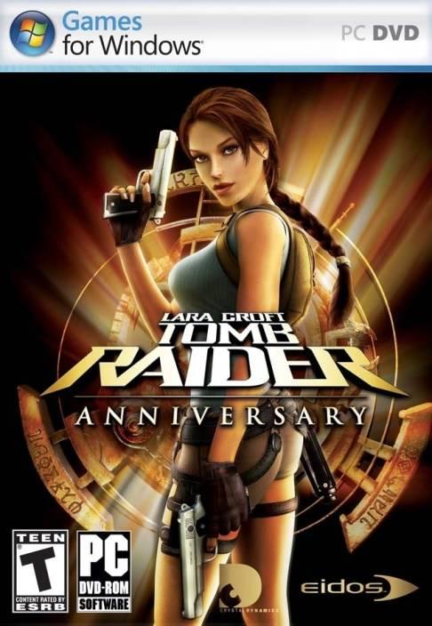 fa00edbba82bdf Lara Croft Tomb Raider   Anniversary Games PC - Price In India. Buy ...