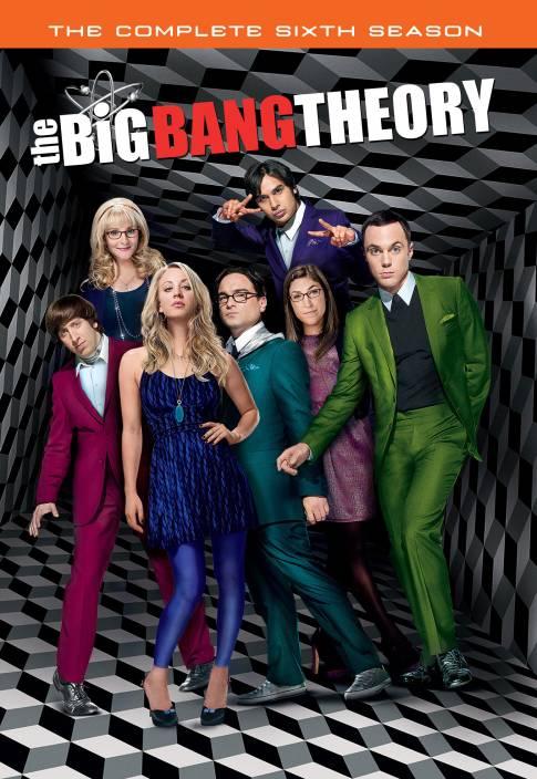The Big Bang Theory Season - 6 6 Price in India - Buy The Big Bang
