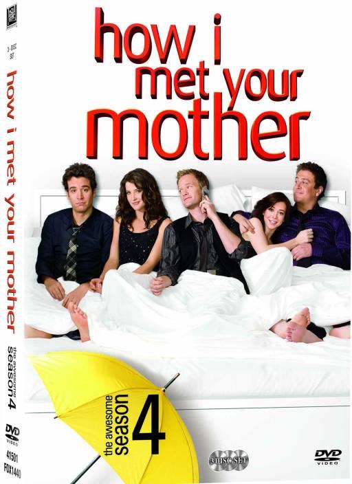 How I Met Your Mother Season - 4 4