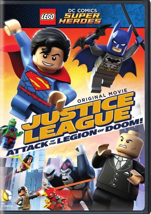 Lego DC Comics Super Heroes - Justice League : Attack Of The Legion Of Doom
