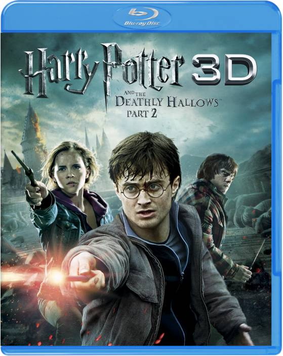 Harry Potter And The Deathly Hallows - Part 2 3D