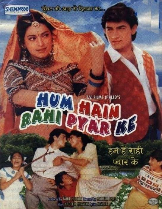 Download Film Hum Hain Rahi Pyar Ke 1993