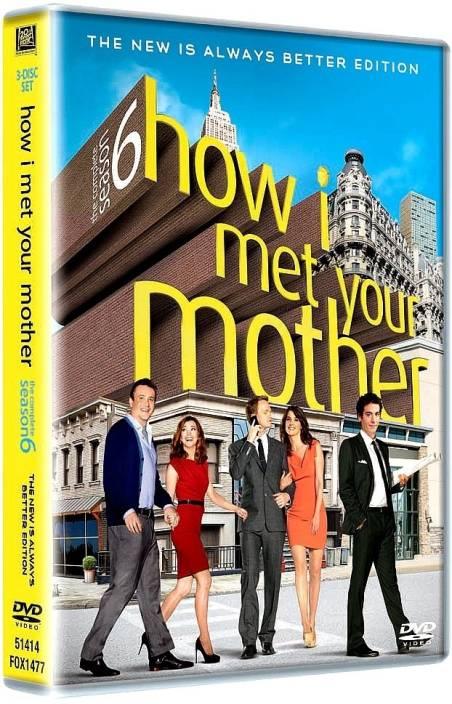How I Met Your Mother Complete