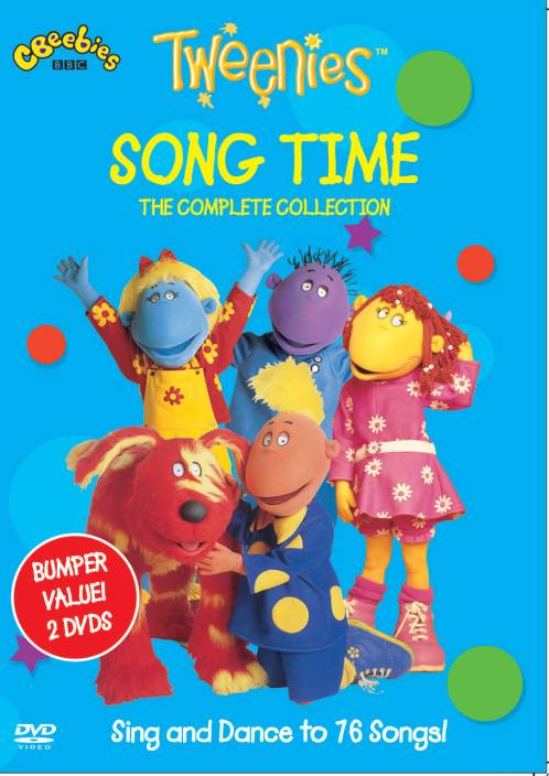 Tweenies : Song Time - The Complete Collection