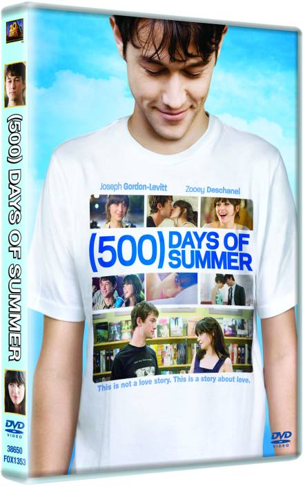 e1b441acd05e 500 Days Of Summer Price in India - Buy 500 Days Of Summer online at ...