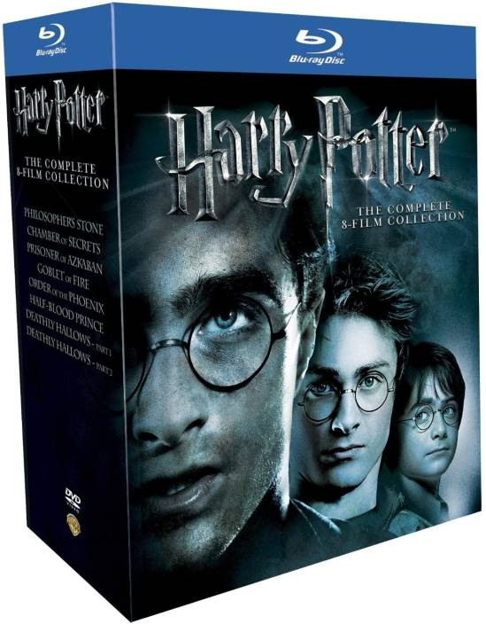 Harry Potter Years 1 - 8
