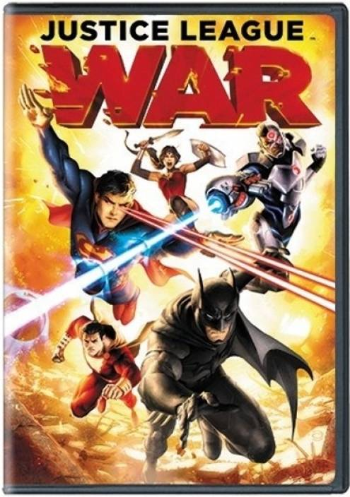 Justice League: War Complete
